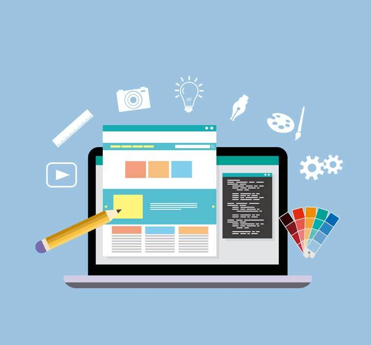 How to build a website on a tight budget